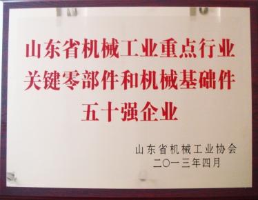 山东省50强企业