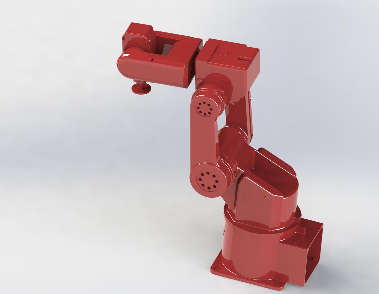 山东XT03工业机器人