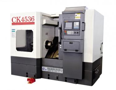 CK4536斜床身数控车床