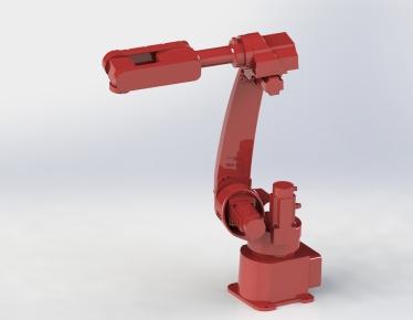 智能工业机器人