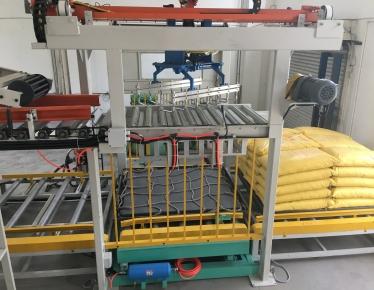 江苏码垛自动化生产线