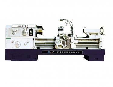 CW6163 horizontal lathe