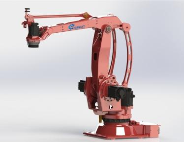 100Kg palletizing robot