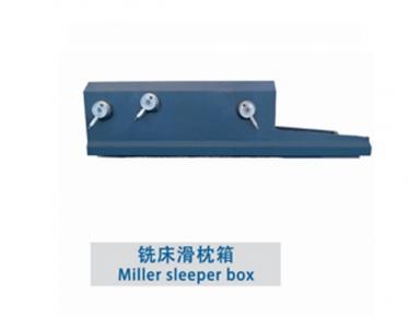 Milling machine ram box 2